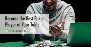Best Poker Player Poker Coaching