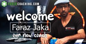 Meet Faraz Jaka | Pokercoaching.com