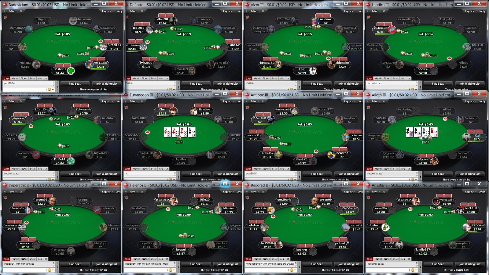 How to Multi-Table Online Poker