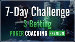 7-Day Challenge Poker Coaching