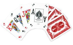 2007 WSOP Poker Peek Cards